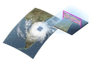 regional climate superparameterization