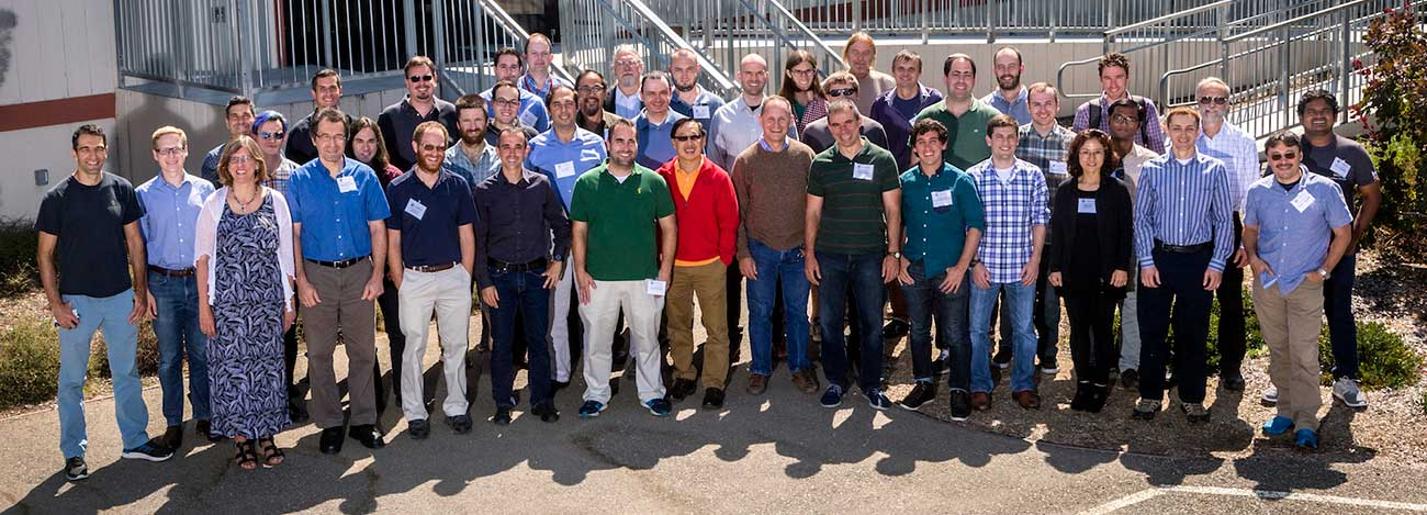 Meeting of the Center for Efficient Exascale Discretizations of the Exascale Computing Project, Lawrence Livermore National Laboratory, August 2017