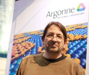 Rick Stevens, Argonne National Laboratory