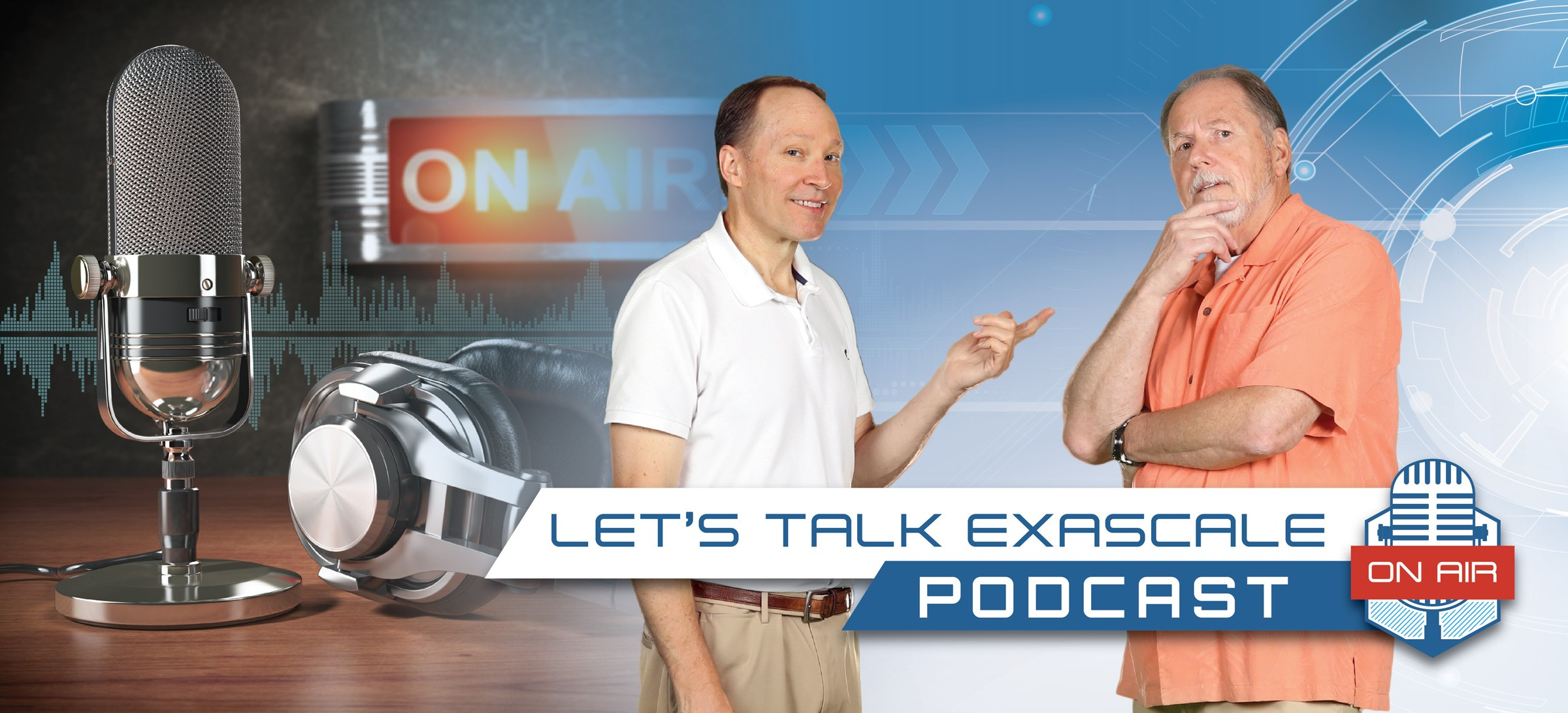 ECP Podcast, Let's talk exascale