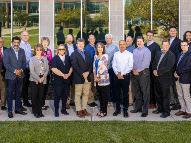 Exascale Computing Project Industry Council Meeting, Oak Ridge National Laboratory, October 2019