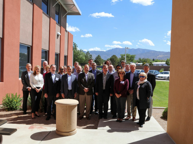 Industry Council Meeting, Sandia National Laboratories, May 2019