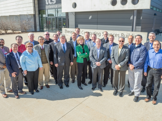 Inaugural Meeting Industry Council