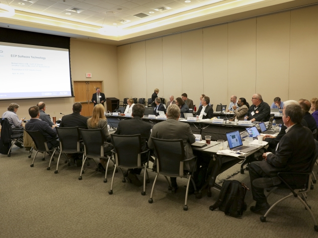 Third Industry Council Meeting