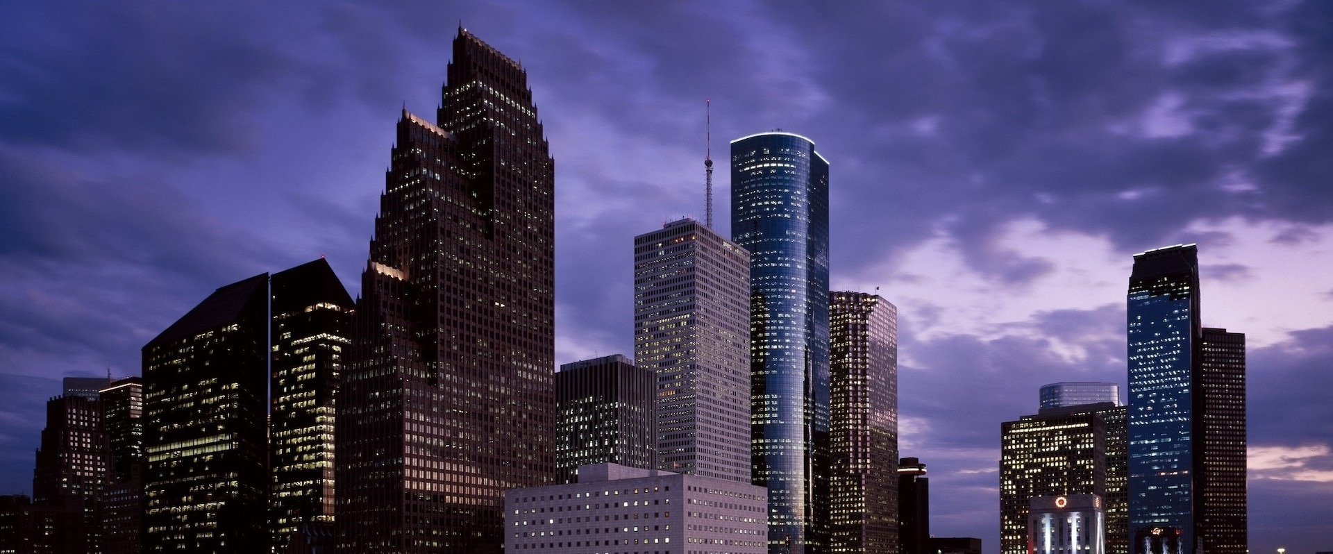 Houston, Texas, USA, skyline