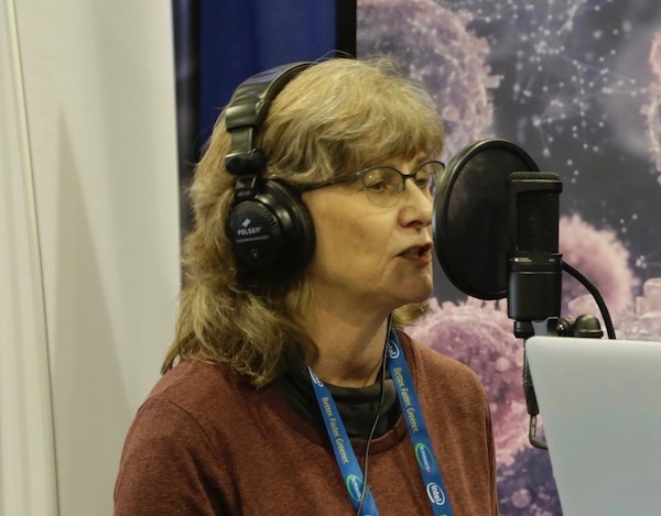 Ulrike Meier Yang of Lawrence Livermore National Laboratory
