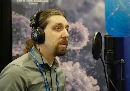 Hal Finkel of Argonne National Laboratory