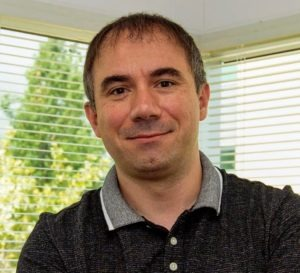 Tzanio Kolev of Lawrence Livermore National Laboratory