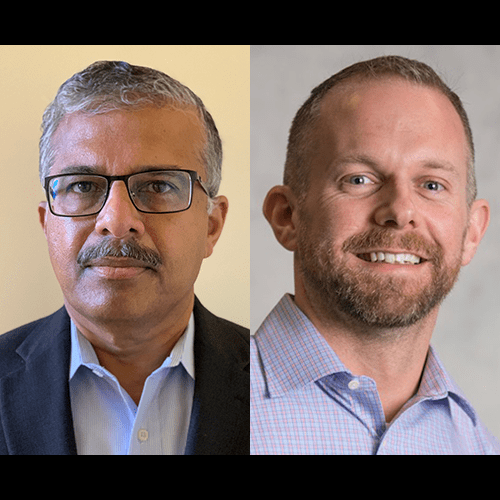Madhava Syamlal and Jordan Musser of the National Energy Technology Laboratory and the MFiX-Exa project