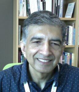 Salman Habib, Argonne National Laboratory